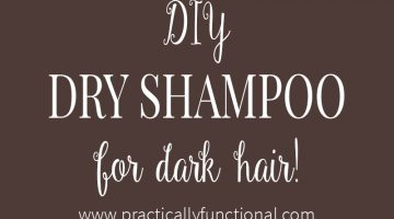 Dry Shampoo Before Coloring Hair