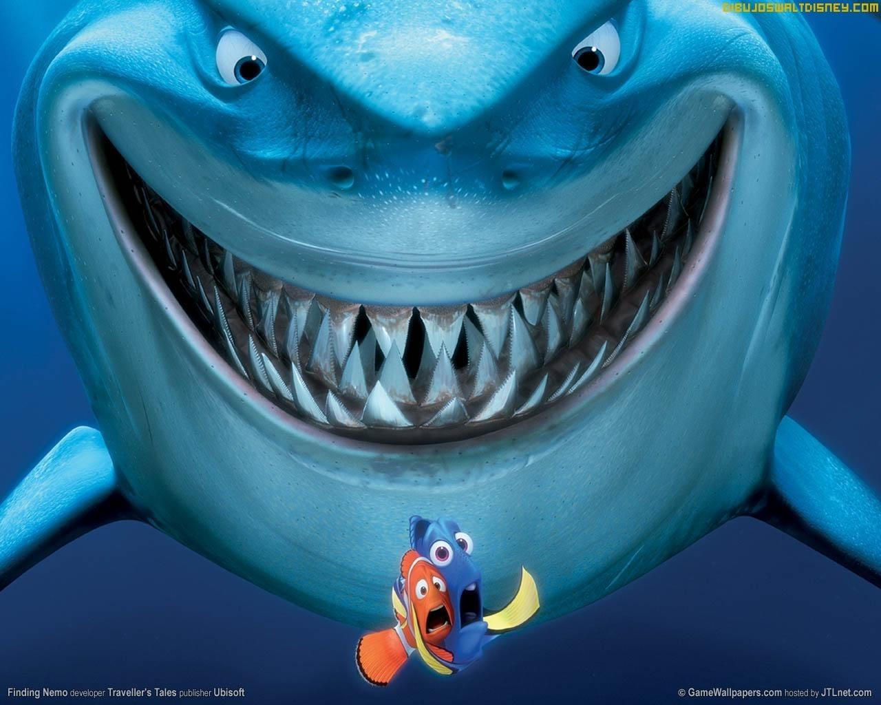 Tiburón, Marlín Y Dory