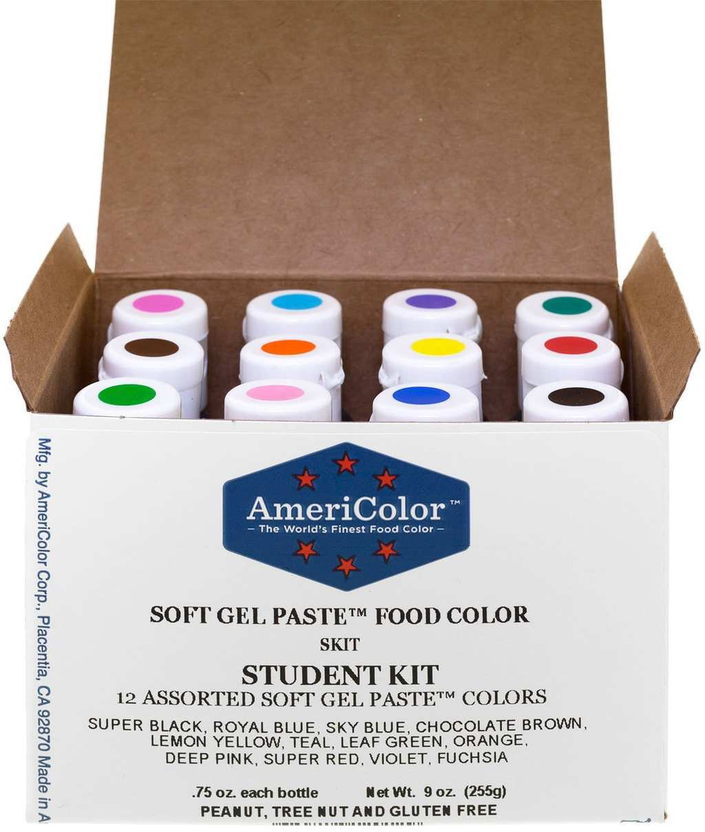 Food Coloring Americolor Student
