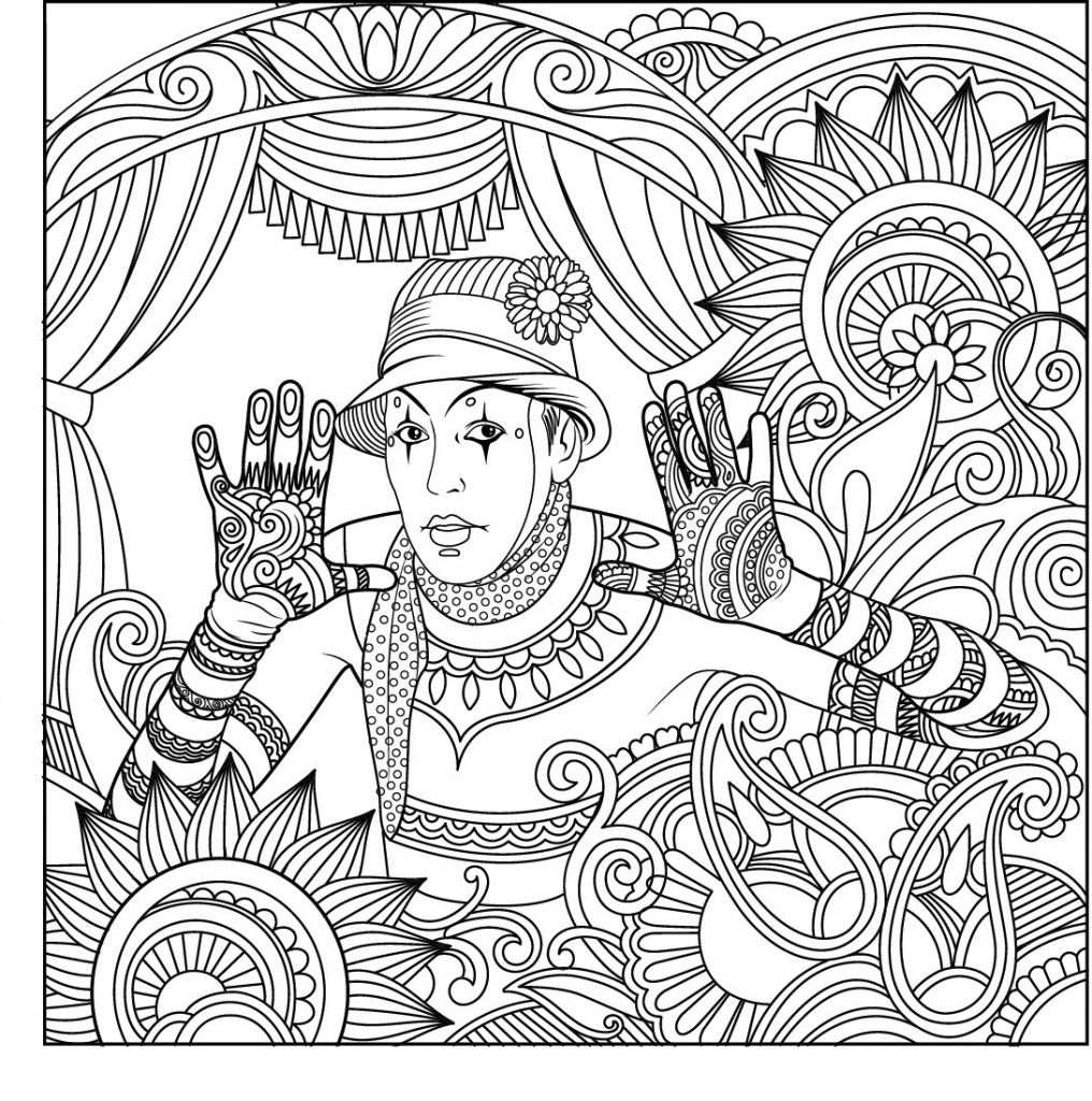 Coloring Page ~ Il 794xn 1036551253 Q5ub Curse Word Coloring Book