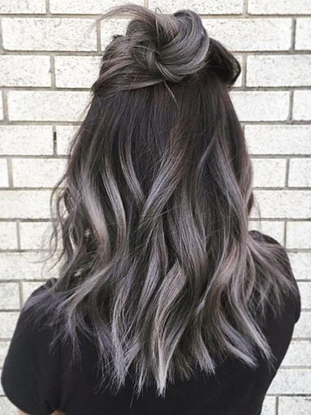 The Gray Hair Trend  32 Instagram