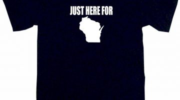 Wisconsin State Silhouette