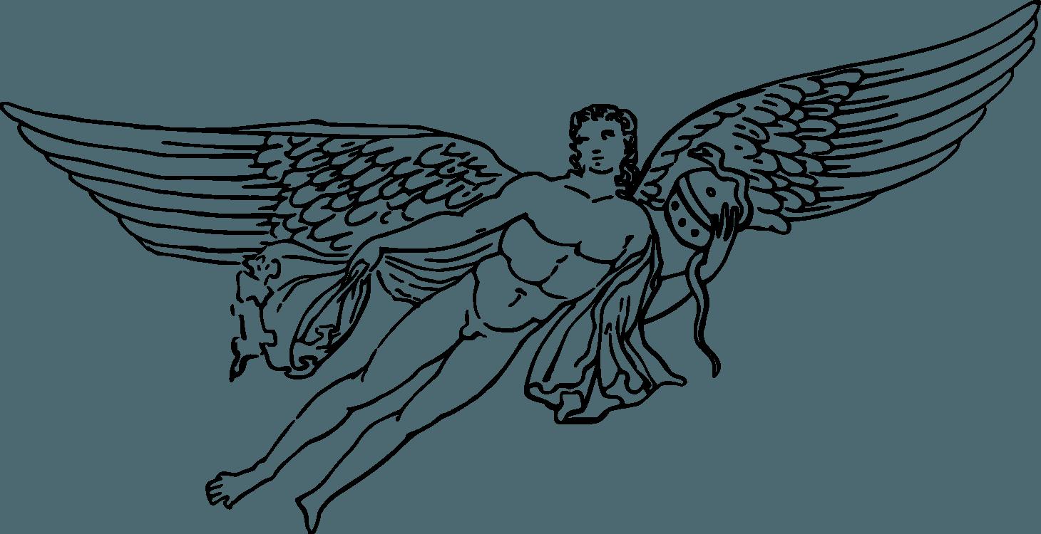 Cupid And Psyche Eros Drawing Greek Mythology Cc0