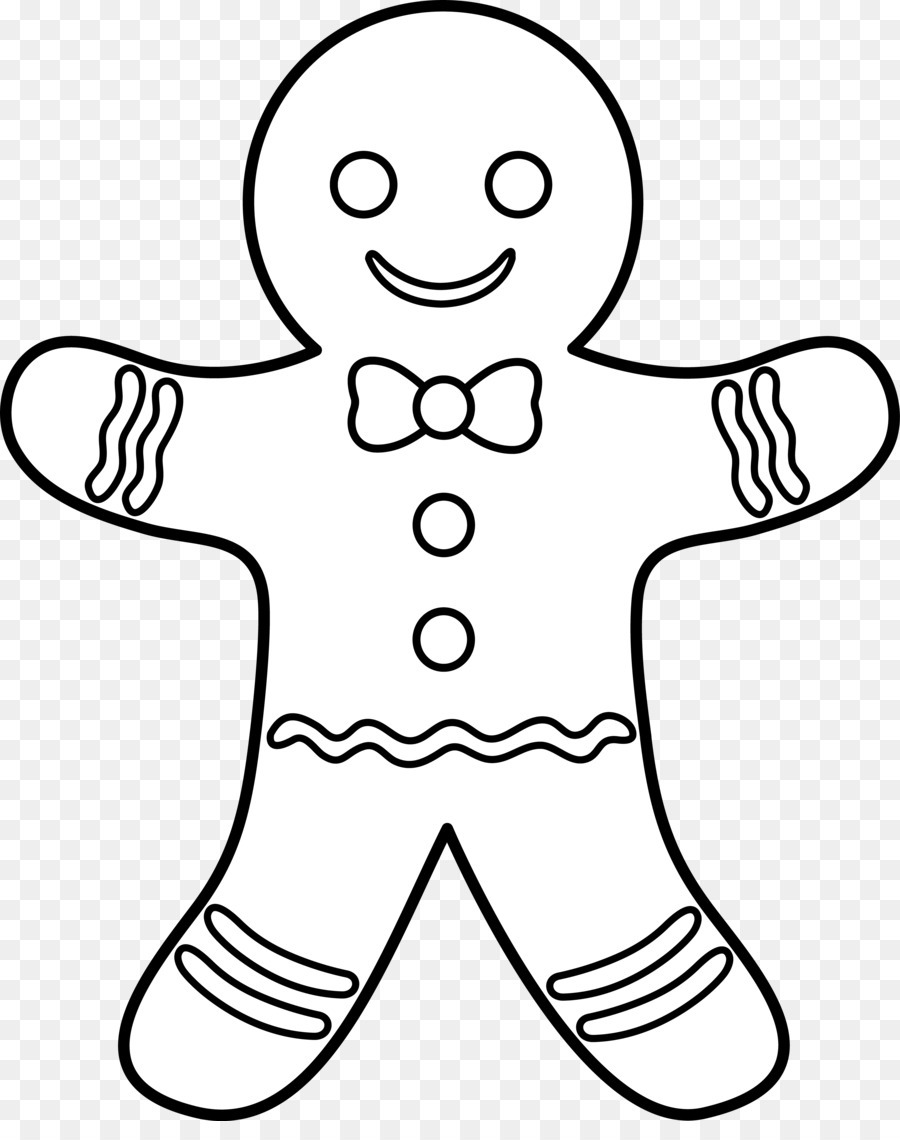 The Gingerbread Man Gingerbread House Coloring Book