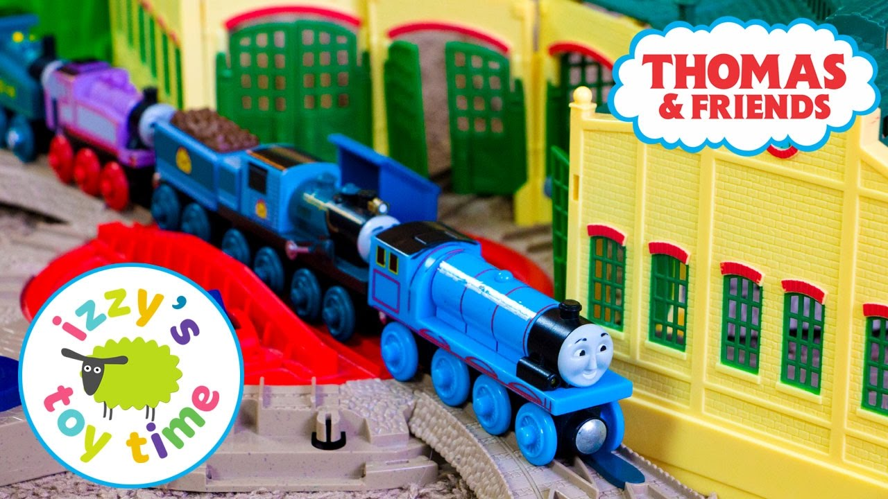 Thomas And Friends Mystery Bag Solved! With Thomas Train And
