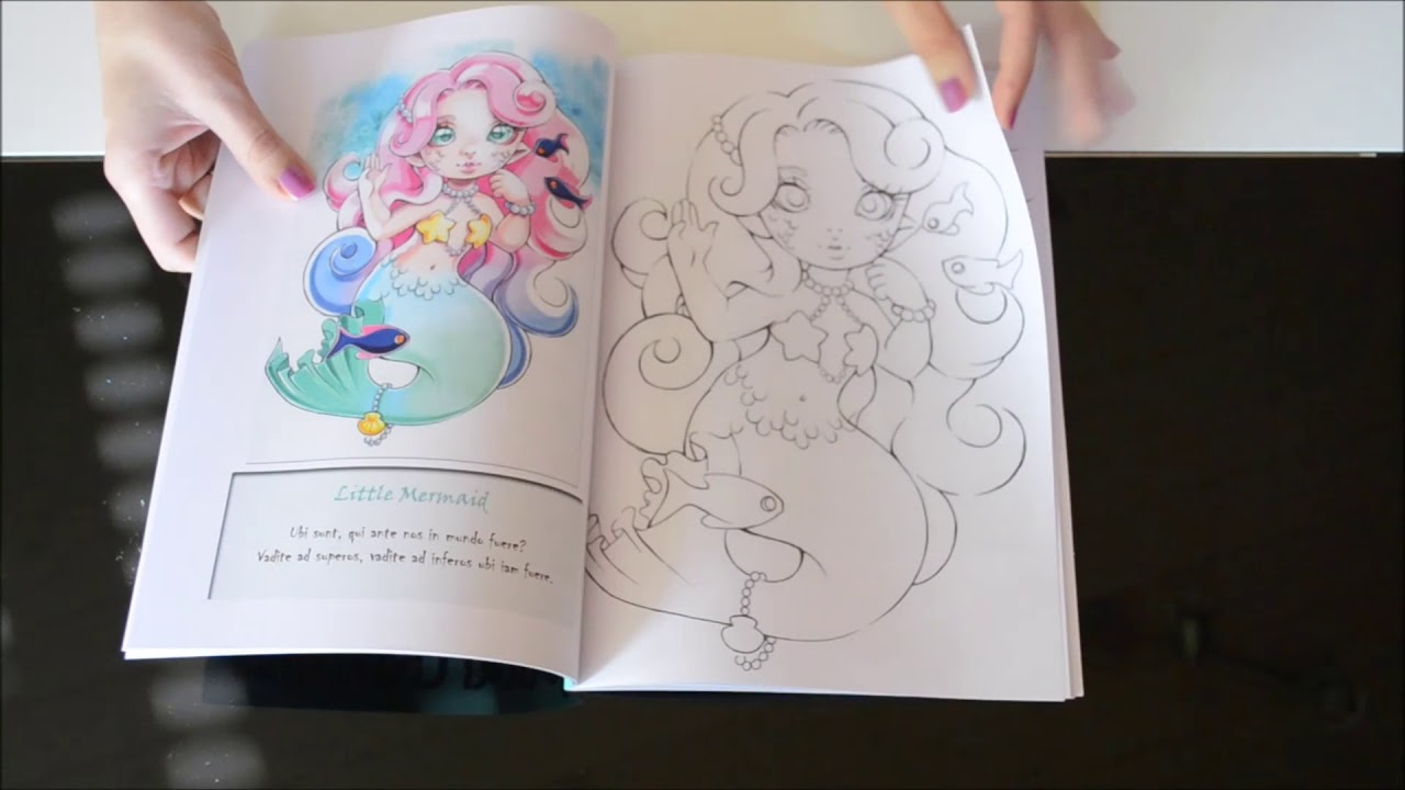 Lighane's Mythical Creatures Coloring Book