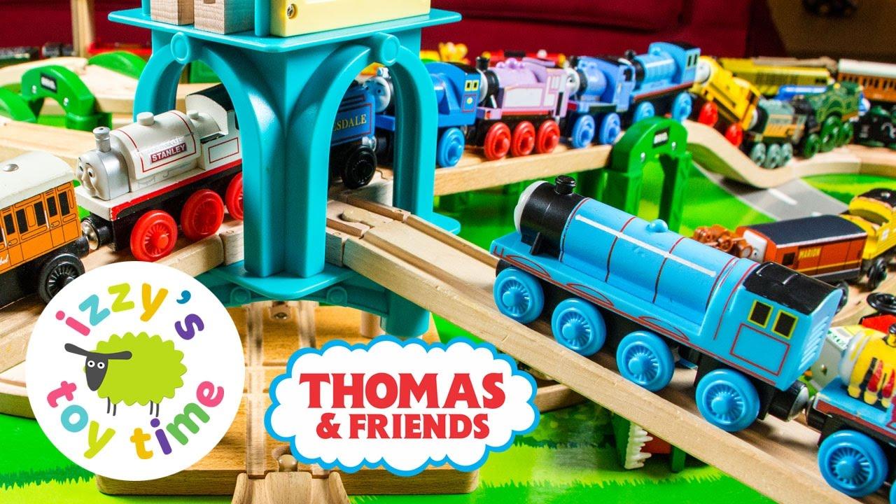 Thomas Train Huge Train Collection