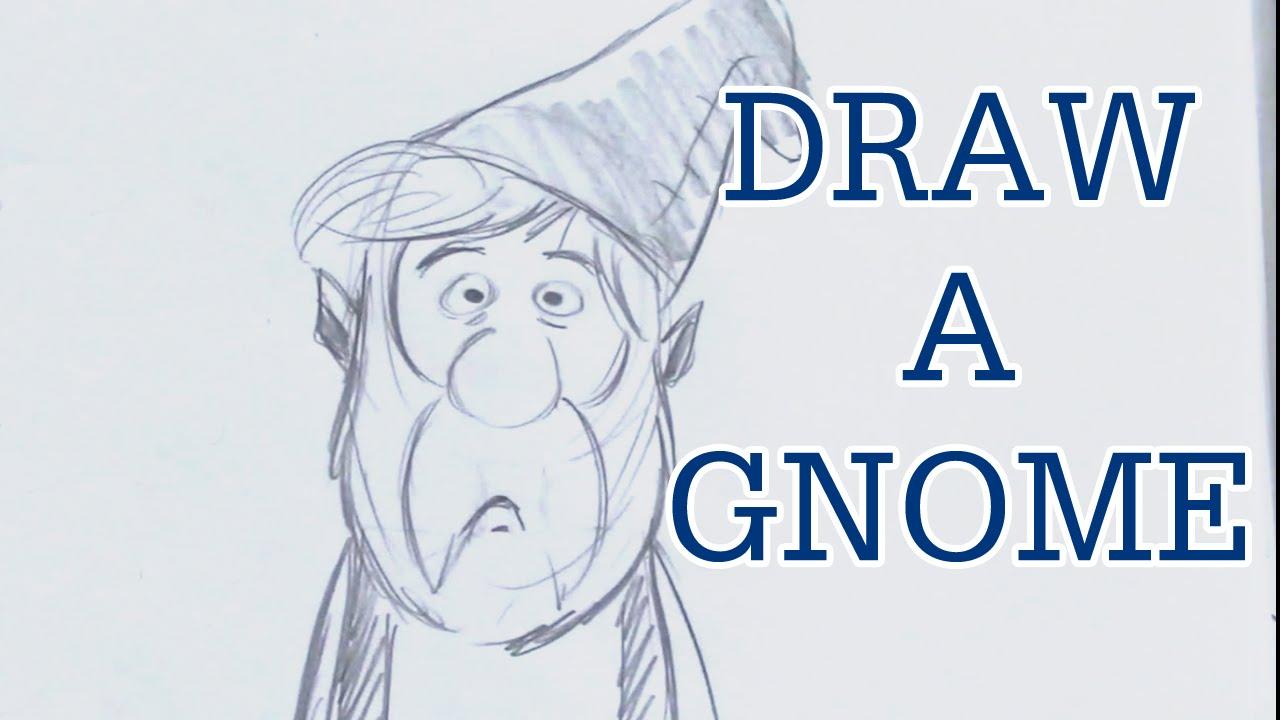 Draw A Gnome