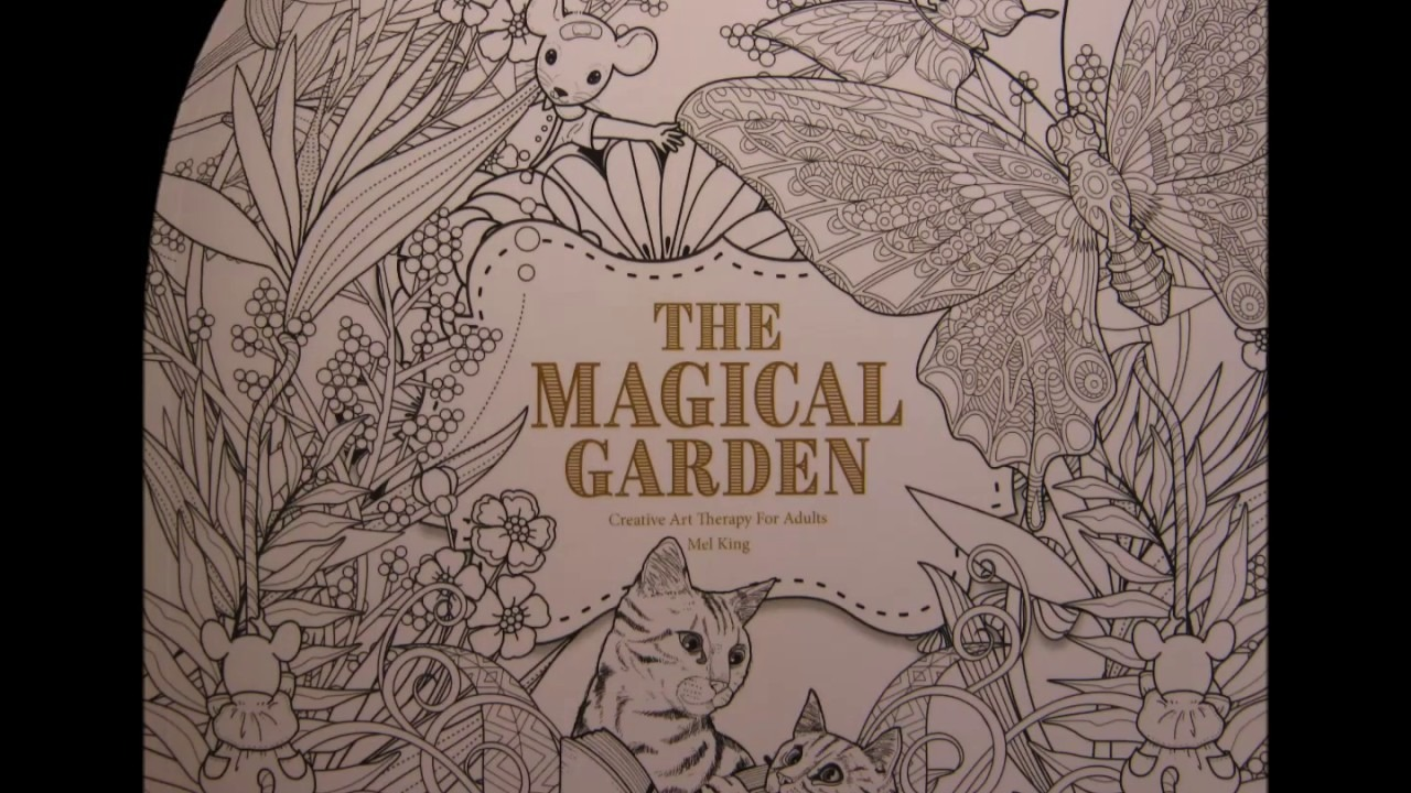 Mel Kinglthe Magical Garden