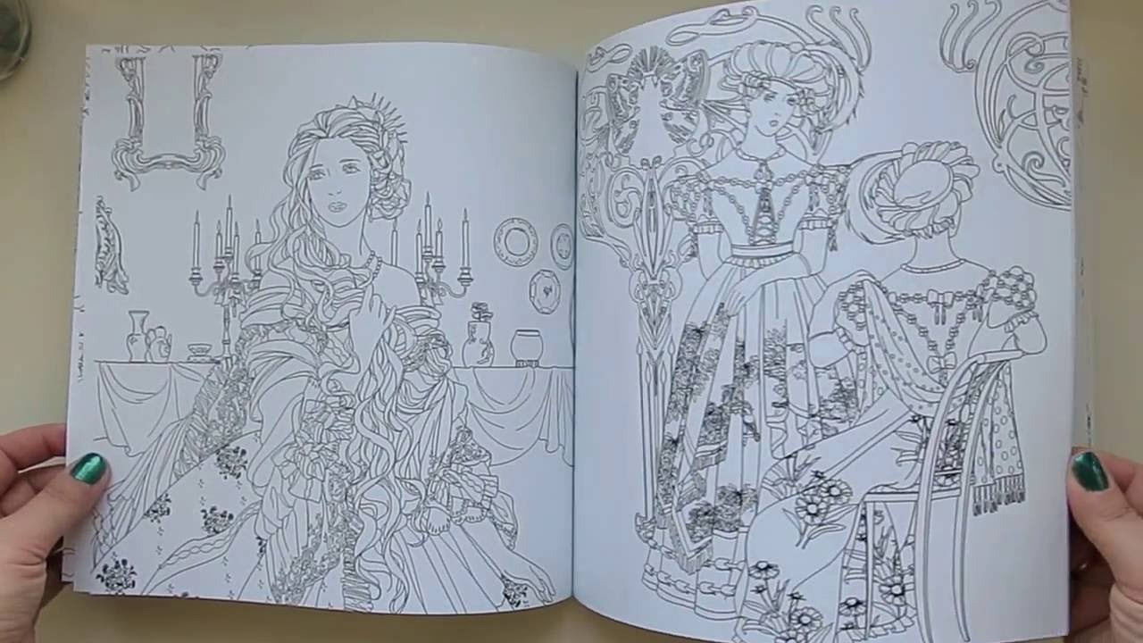 Color The Classics  Beauty & The Beast