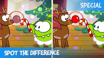 Christmas Spot The Difference Pictures
