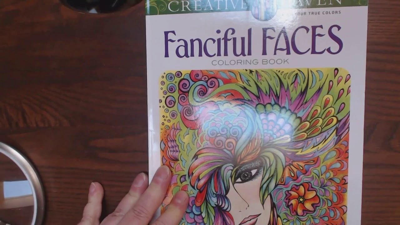 Review Of Fanciful Faces, Illustrated By Miryam Adadatto