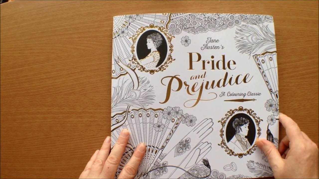Maxresdefault Pride And Prejudice Coloring Book