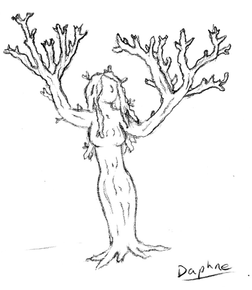 11 Nymph Drawing Nymph Greek Mythology For Free Download On Ayoqq Org