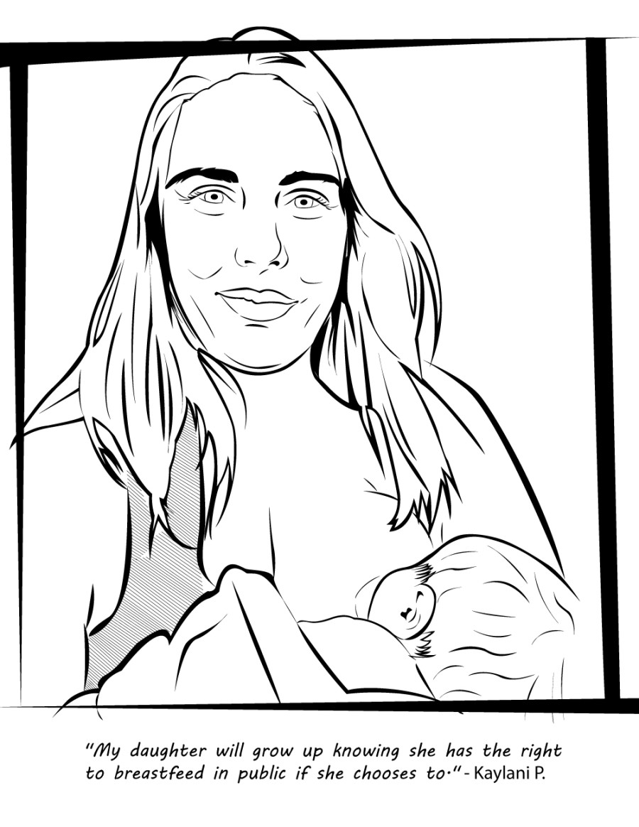 A Badass Feminist Coloring Book For The Powerful Ladies In Your