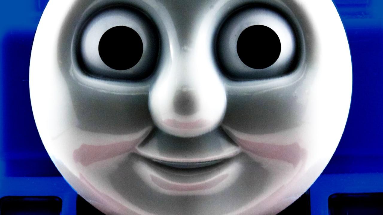 Thomas The Train In Ar  Nope Nope Nope