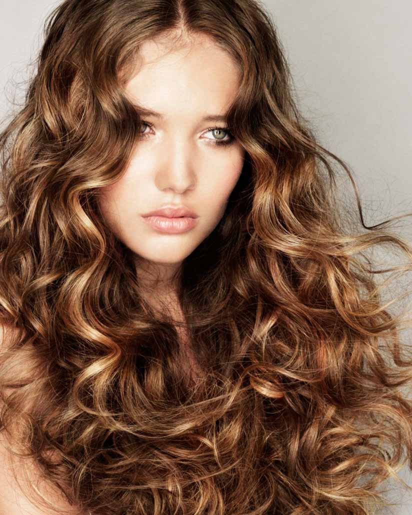 Brown Hair Color And Styles