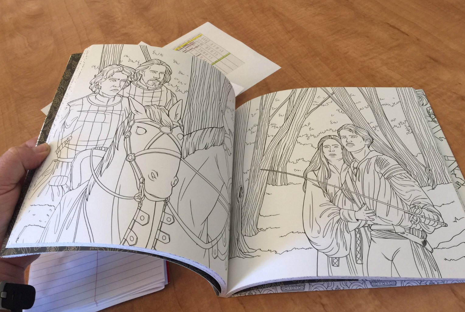 The Princess Bride Coloring Book
