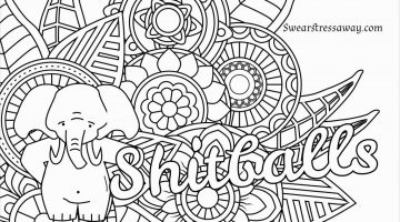 Red Fox Coloring Pages