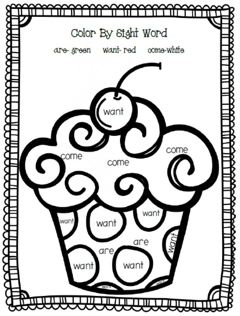 Luxury Sight Words Coloring Sheets – 444678 Me