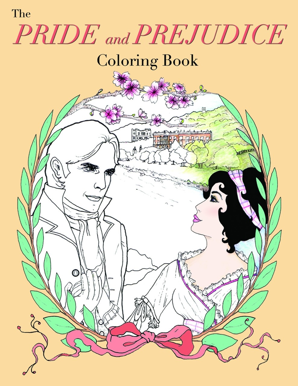 Review Of The Pride And Prejudice Coloring Book (9780937609804