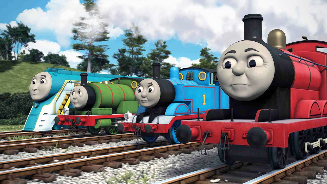 Thomas The Tank Engine Voice Actor Quits Over Salary Dispute