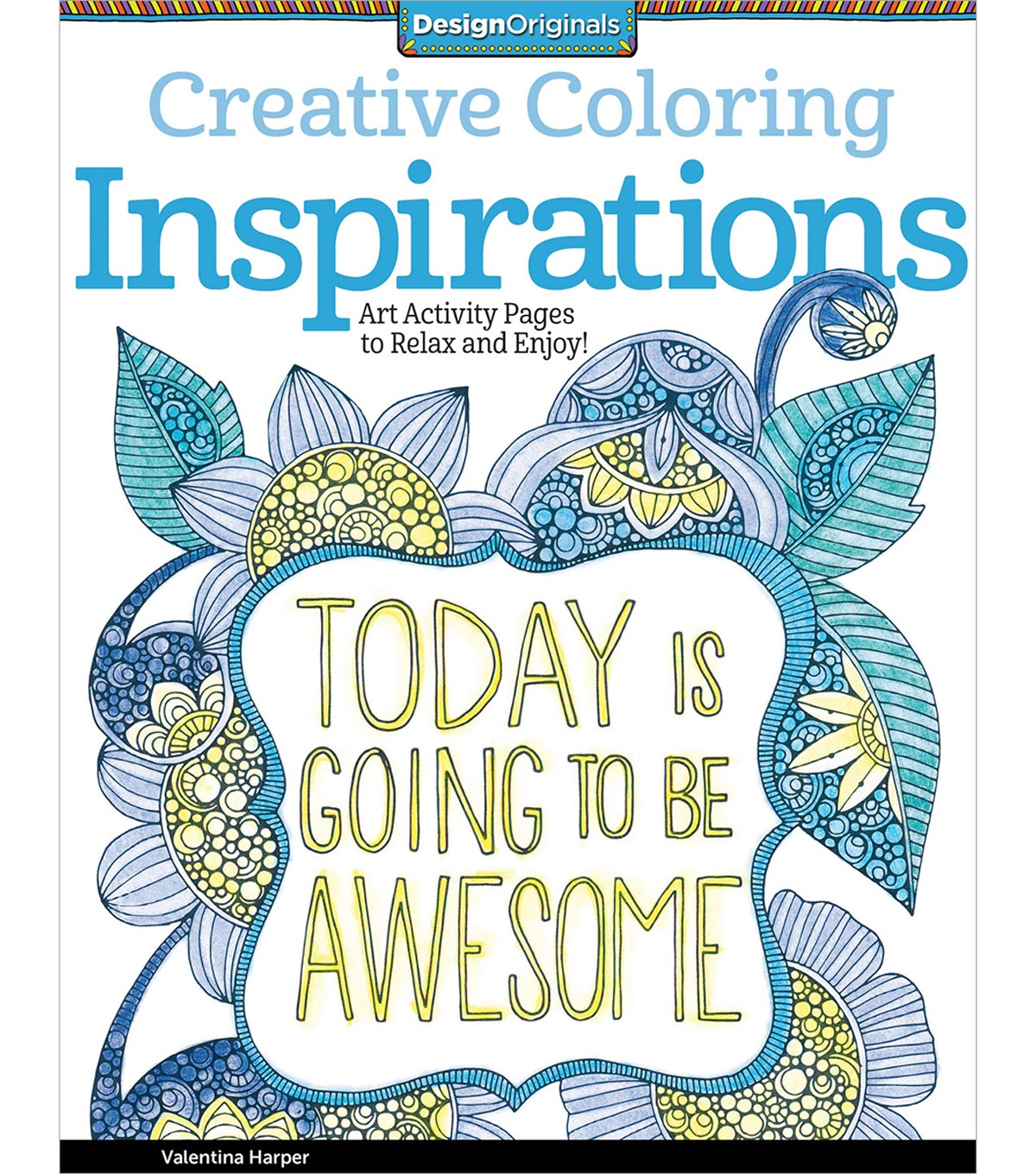 Coloring Page  46 Adult Coloring Kits
