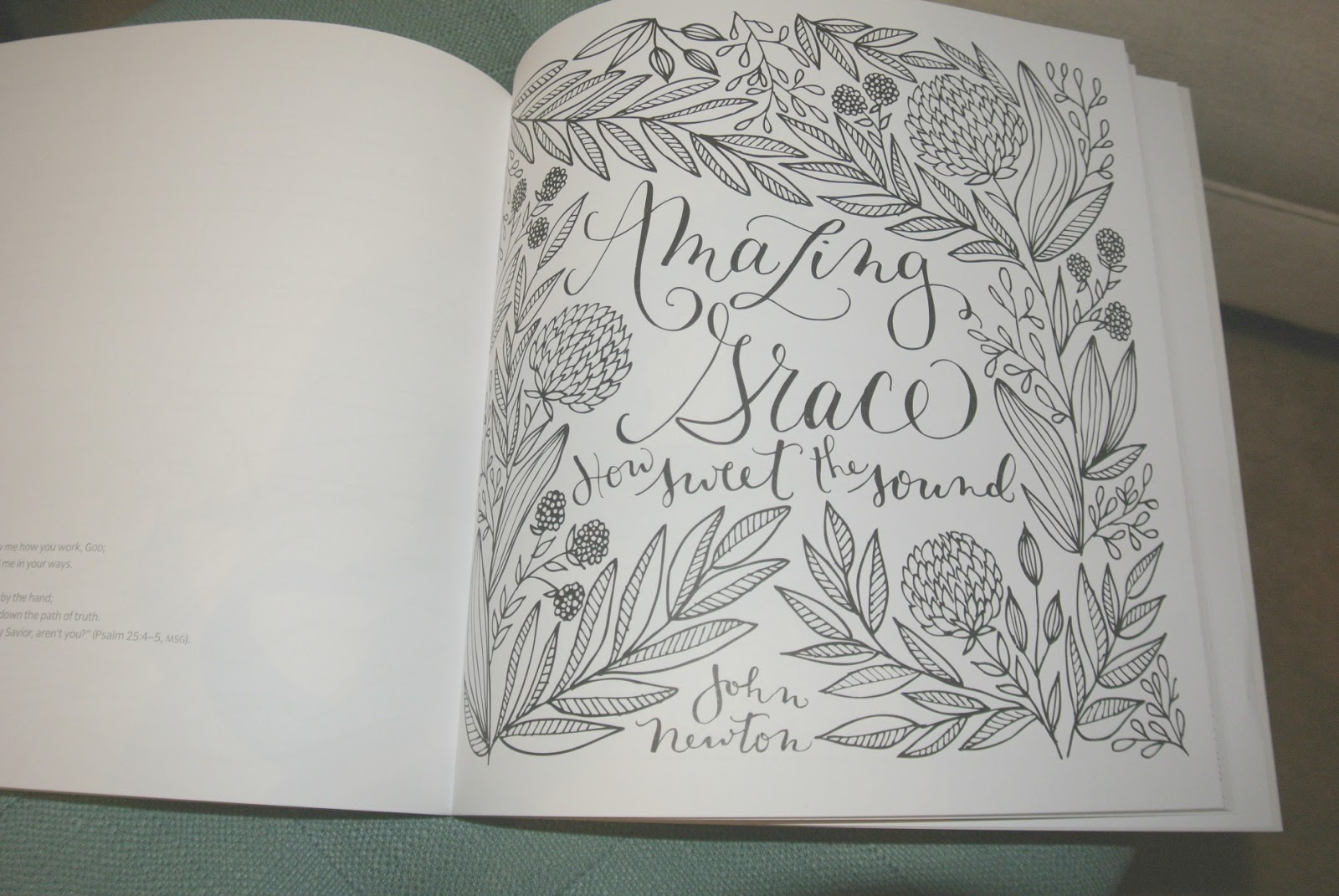 Beautiful Hope  Book Review Of Adult Coloring Book, Whatever Is Lovely
