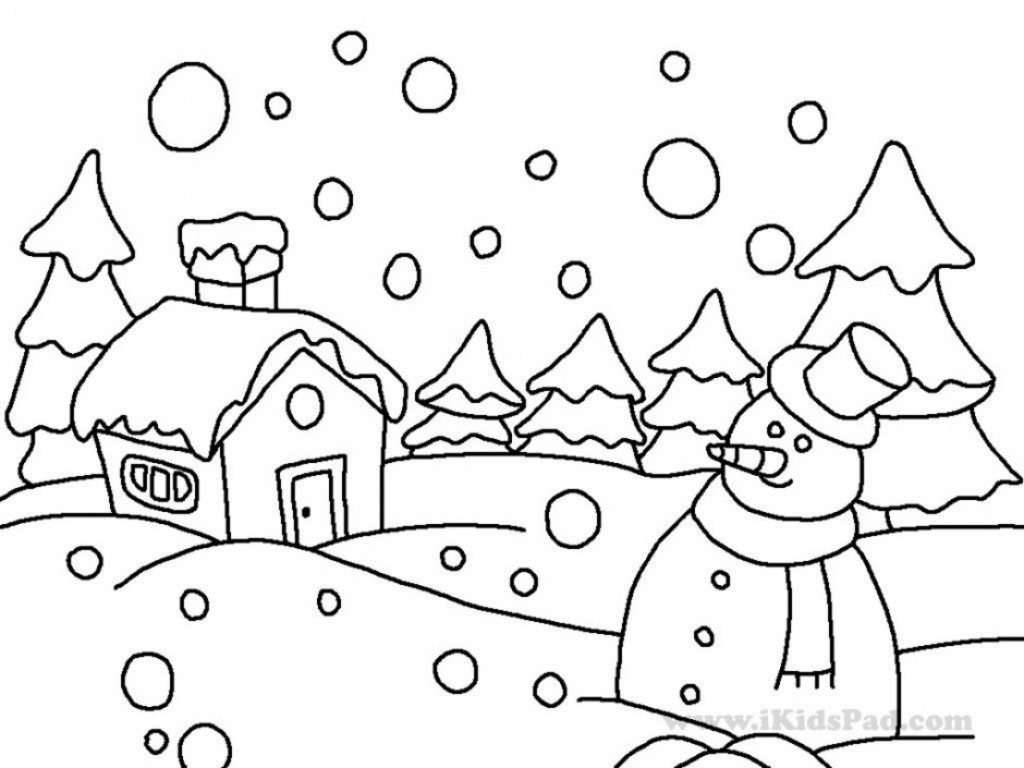 9 Winter Drawing Winter Wonderland For Free Download On Ayoqq Org