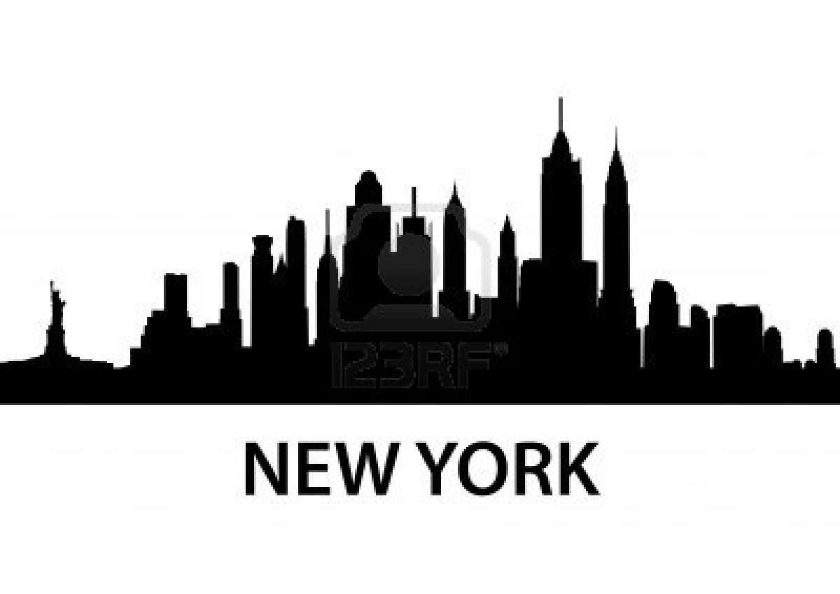 Free Silhouette Skyline, Download Free Clip Art, Free Clip Art On