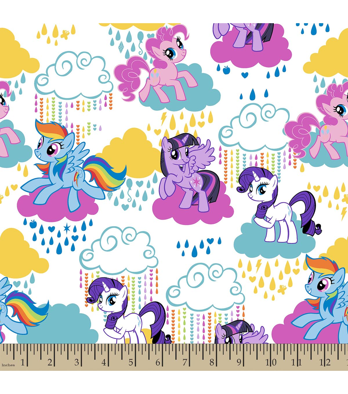 Hasbro 174; My Little Pony 174; Print Fabric