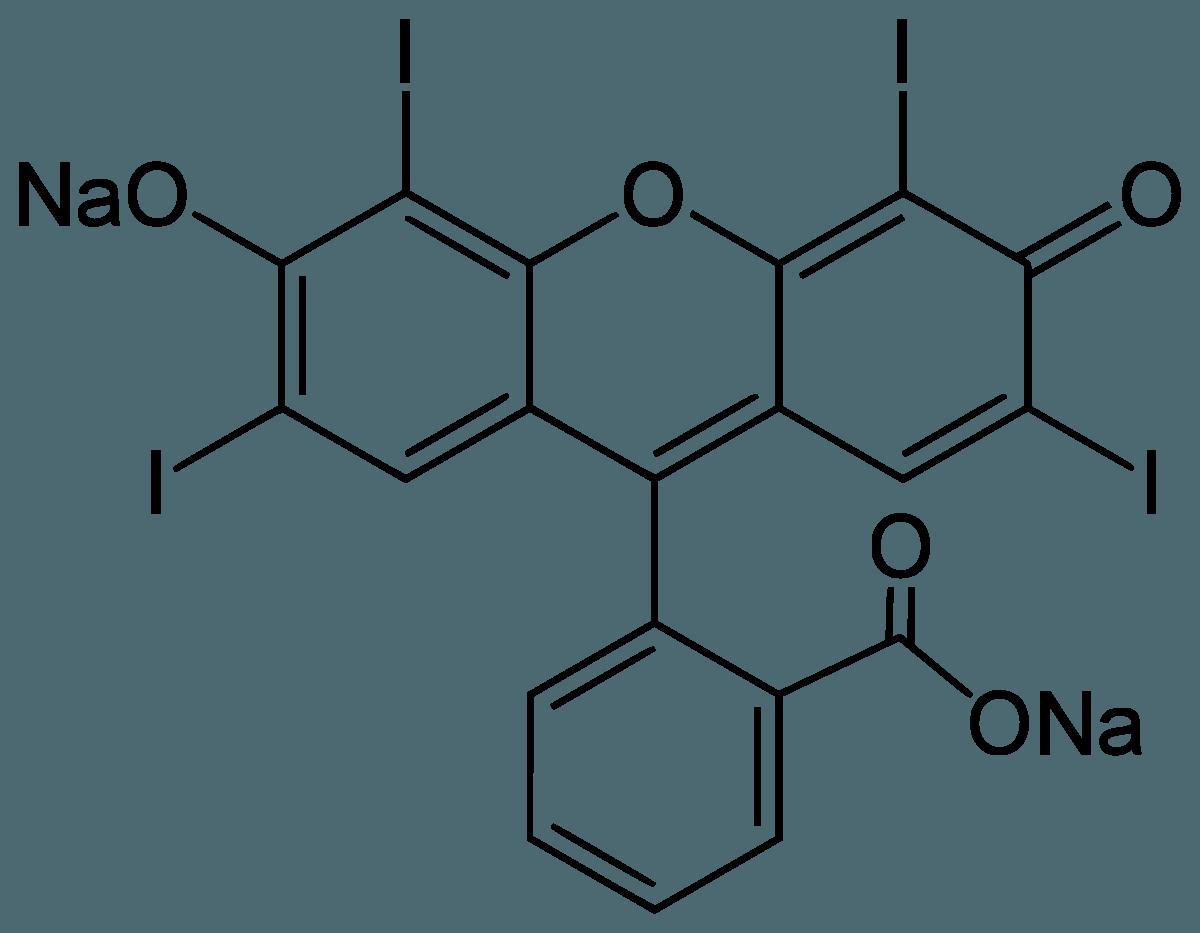 Erythrosine