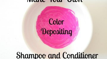 How To Dye Your Hair With Food Coloring And Conditioner