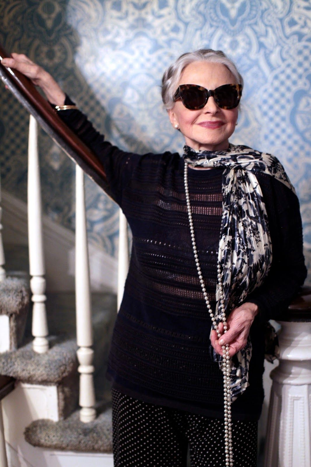 Advanced Style  Joyce Carpati, The 80