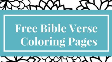 Scripture Coloring Books For Adults