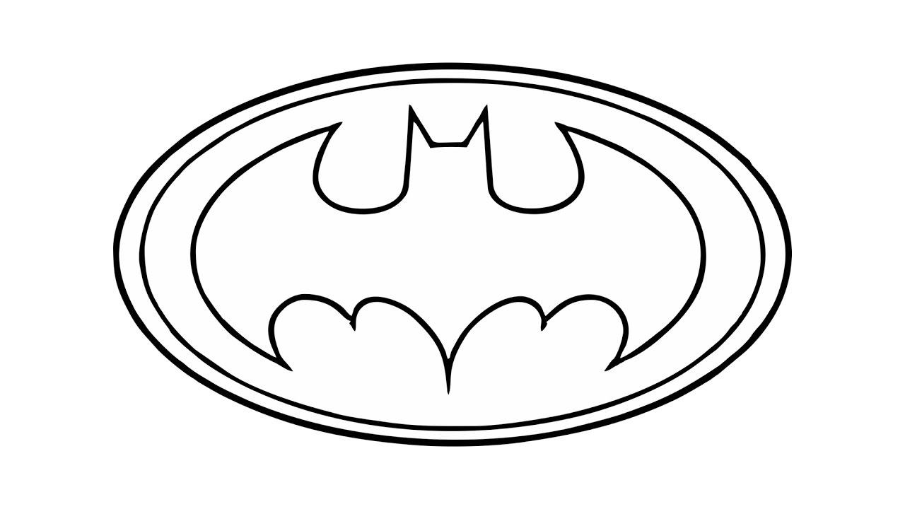 Images Of Superheroes Logo De The Punisher Batman Neo Coloring