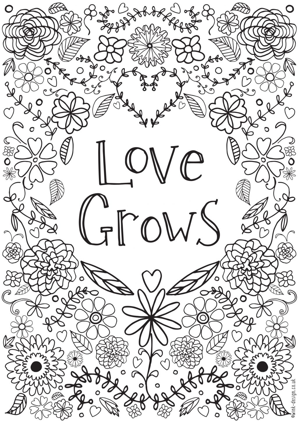 Coloring Page ~ Coloring Page Free Printable Adult Colouring Pages