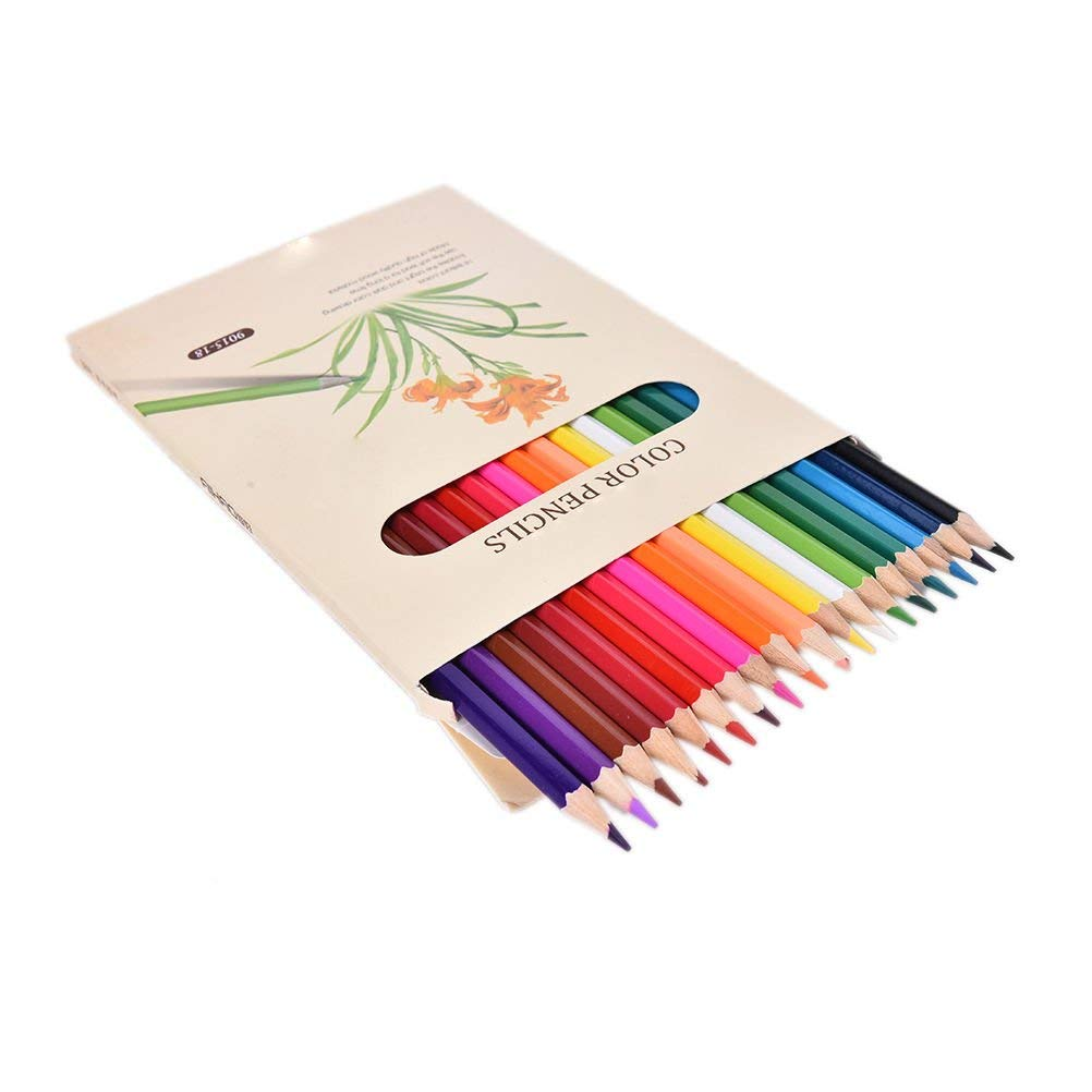 Buy (set) 36 Adult Artist Colored Pencils & Brain Boosting