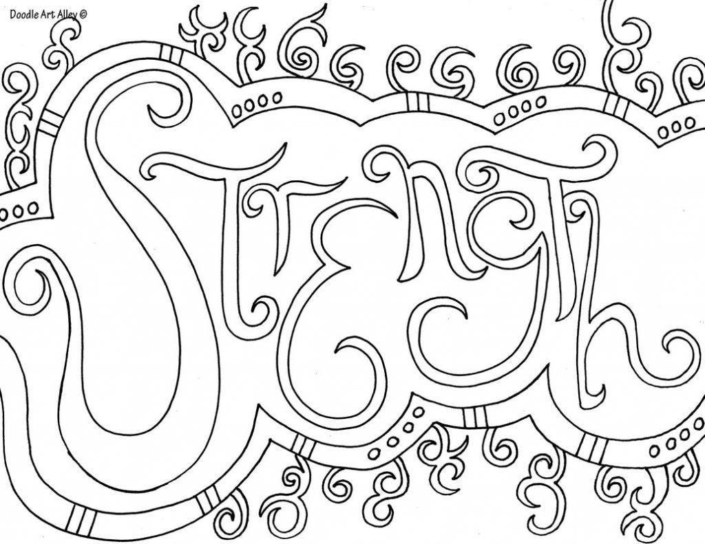 Coloring Page ~ Inspirational Wordring Pages Astonishing Portfolio