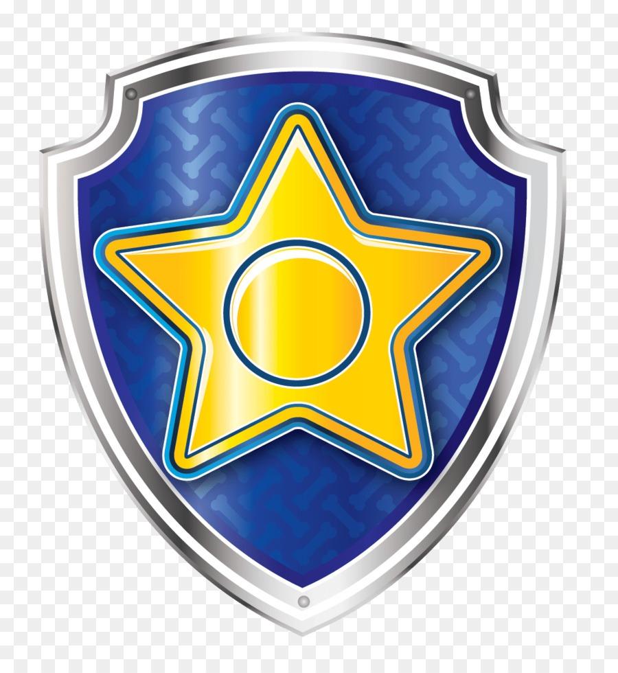 Badge Chase Bank Patrol Drawing Clip Art