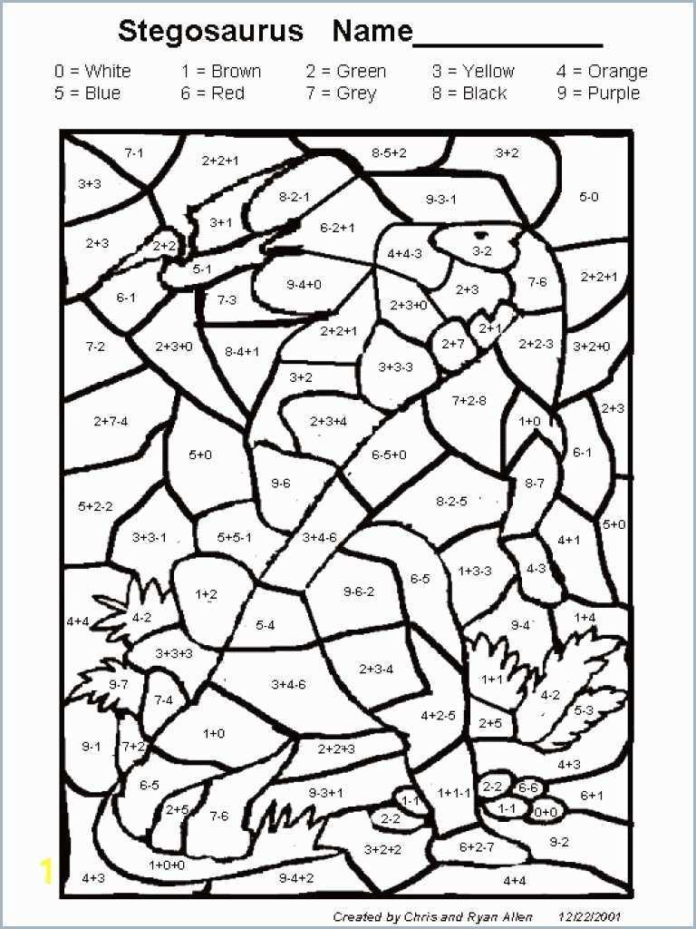 Math Coloring Worksheets 4th Grade Good Math Coloring Sheets Grade