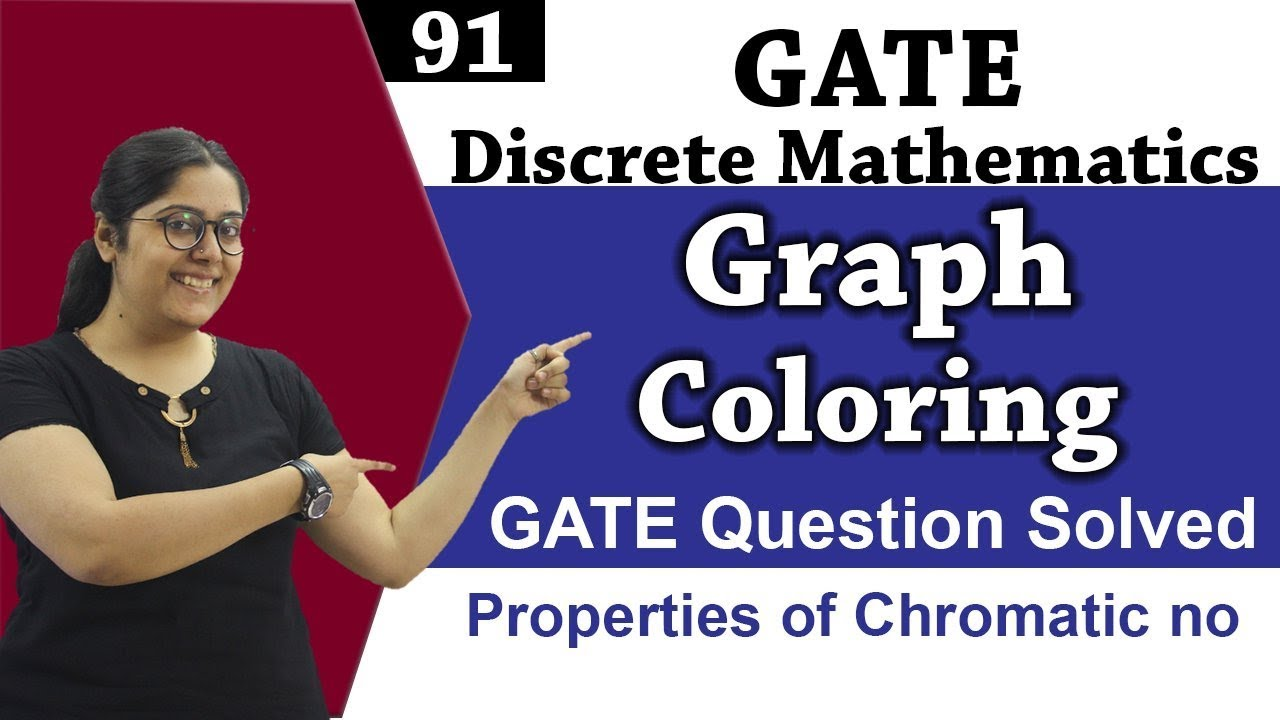 Graph Coloring Gate Example