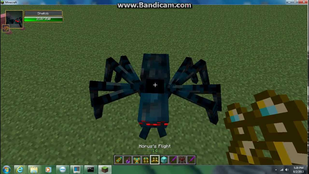 Minecraft Mob Battles Fashoinable Walker King Vs Spider