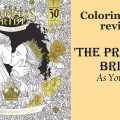 Princess Bride Coloring Book