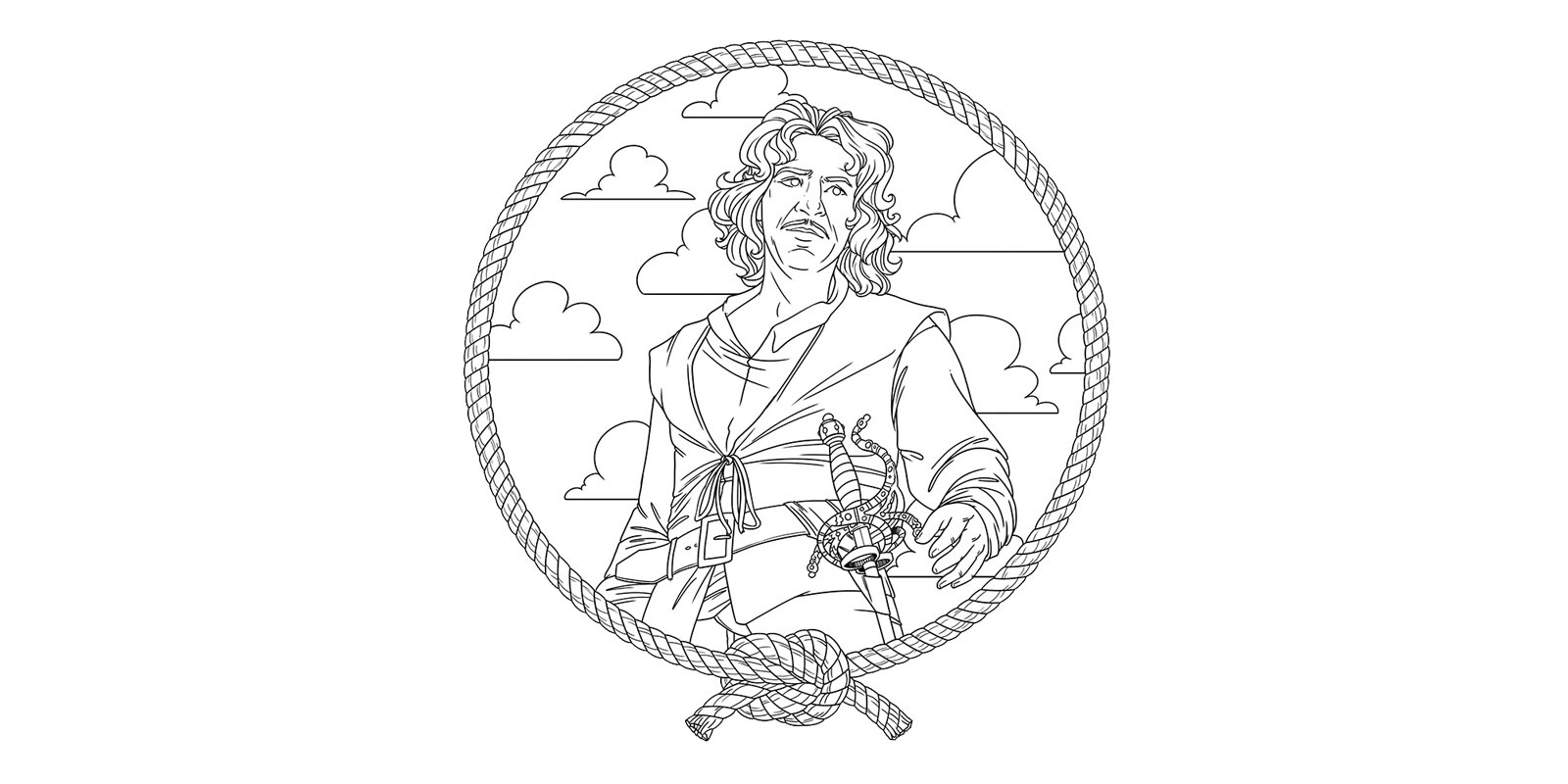 Tv And Movie News The Princess Bride's New Coloring Book To