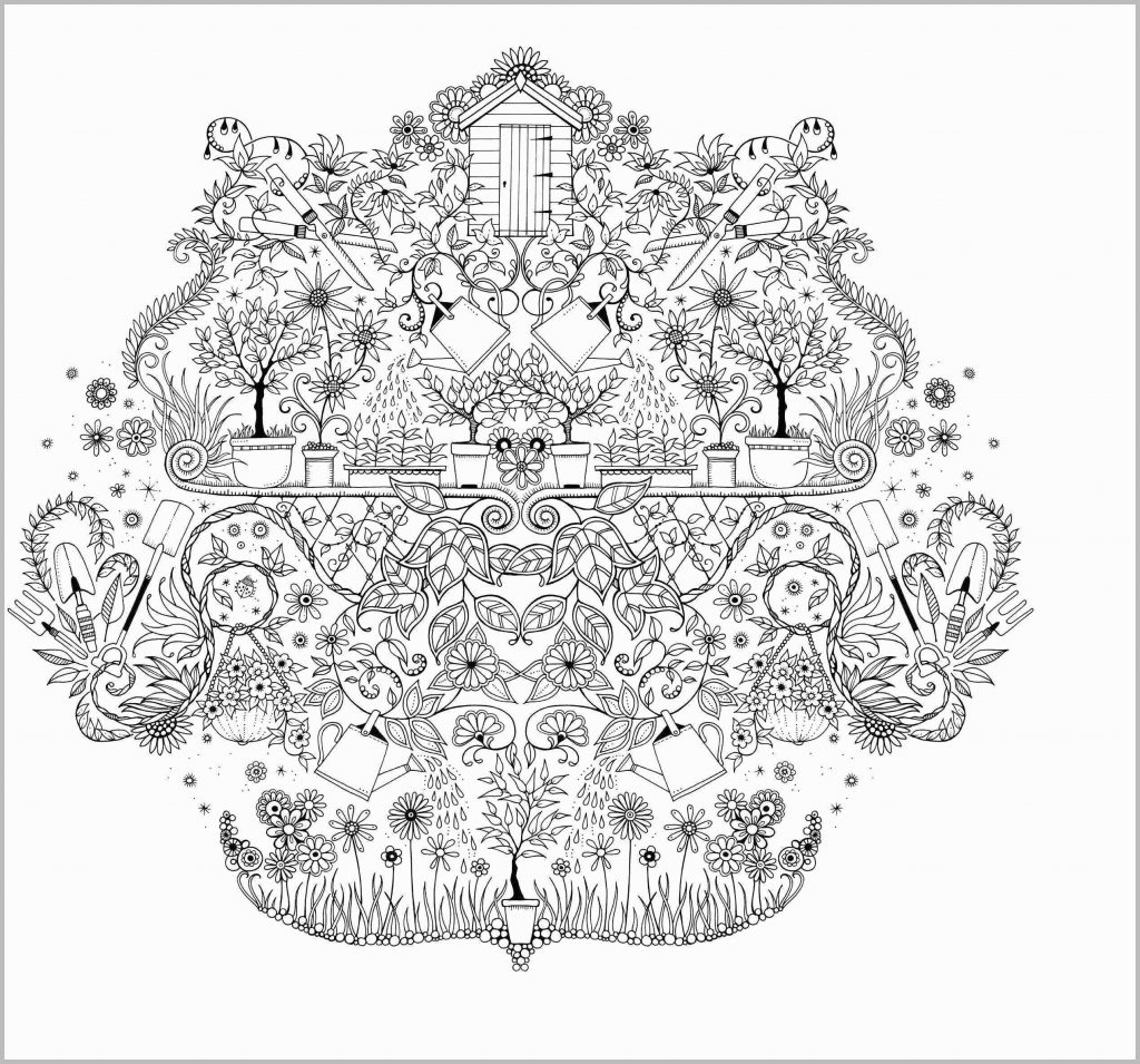 Coloring Page ~ Secret Garden Coloring Book For Adults Pdf Amazing